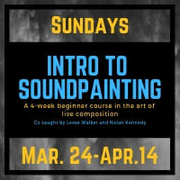 Intro to Soundpainting logo